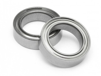 6x13x5 Metal Shielded Bearing 686-ZZ