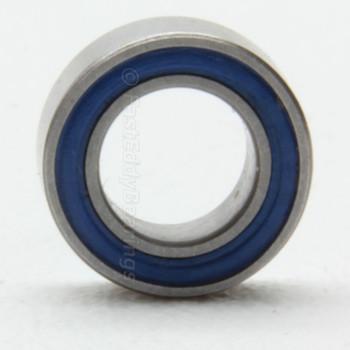 4x7x2.5 Ceramic Rubber Sealed Bearing MR74-2RSC