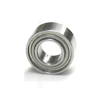 3/32x3/16x3/32 Metal Shielded Bearing R133-ZZ
