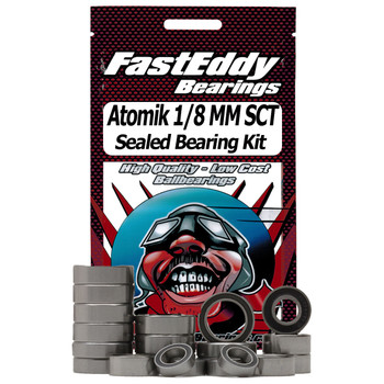 Atomik 1/8 Metal Mulisha Short Course Truck Sealed Bearing Kit