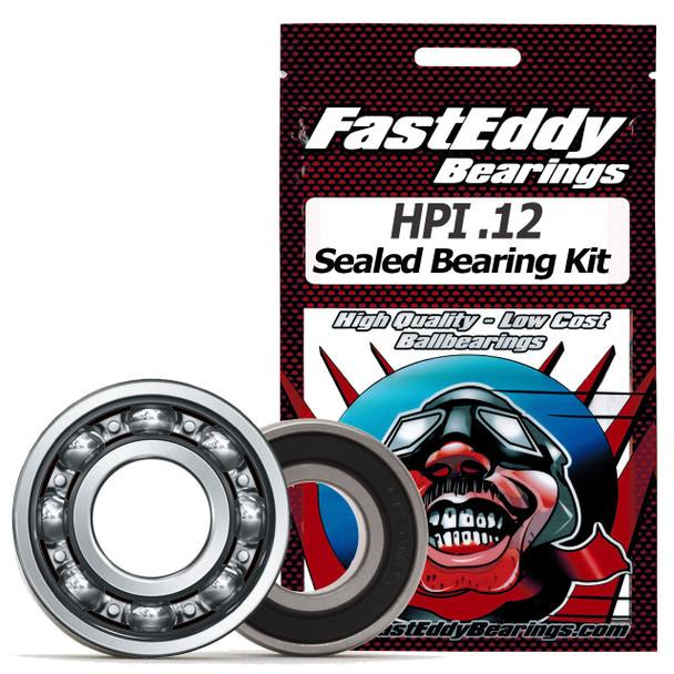 HPI .12 Sealed Bearing Kit