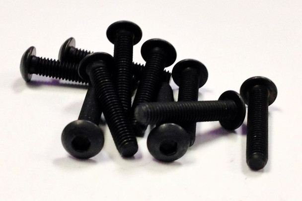 M3X16 BHCS (10 Units Button Head Cap Screw)