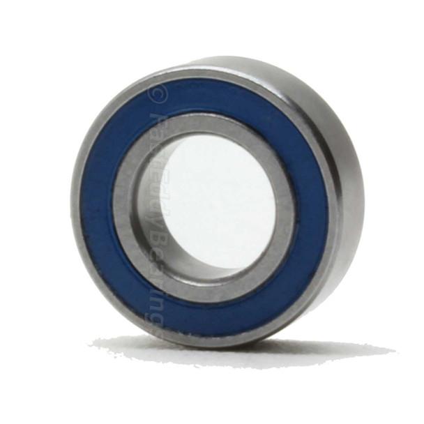 6x13x5 Ceramic Rubber Sealed Bearing 686-2RSC