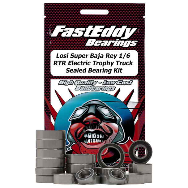 Losi Super Baja Rey 1/6 RTR Electric Trophy Truck  Sealed Bearing Kit