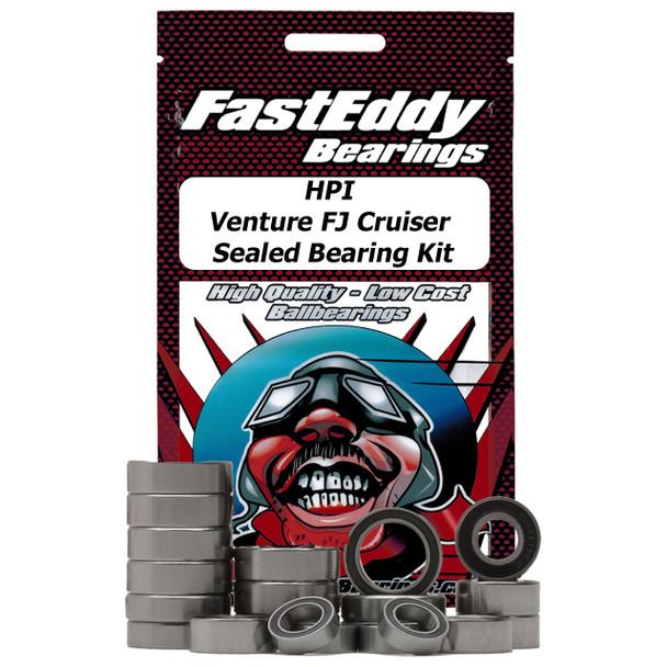 HPI Venture FJ Cruiser Rubber Sealed Bearing Kit