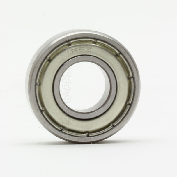 1/2x1 1/8x5/16 Metal Shielded Bearing R8-ZZ