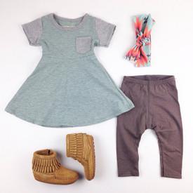 Heart & Habit Empire Circle Dress