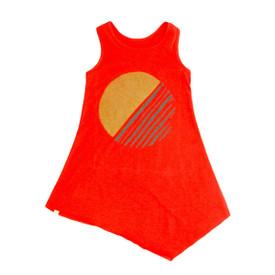 Asymmetric Tank Dress