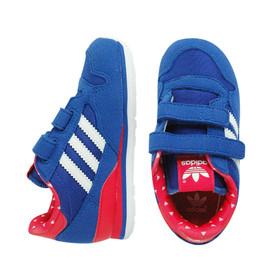 Adidas ZX 500 Shoe in Blue