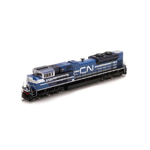 Athearn Genesis 68787 CN Patched SD70ACe #8100 DC HO