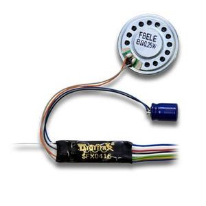 Digitrax SFX0416 Sound FX decoder