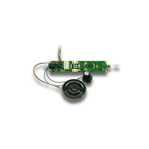 Digitrax SDH164K1A 1 Amp HO Scale Board Replacement Mobile/Sound/Function Decoder for Kato AC4400 Locos