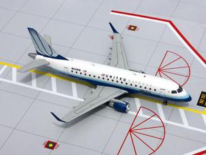 """G2UAL352 United Express ERJ-170 """"Tulip"""" N634RW 1:200"""
