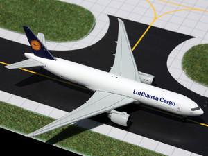 Gemini Jets GJDLH1364 Lufthansa Cargo 777-200LRF D-ALFA 1:400