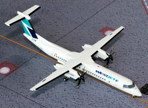 Gemini Jets G2WJA430 WestJet Dash 8Q-400 C-FHEN 1:200