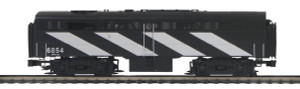 M-T-H O scale 20-20306-3 Canadian National FA-2 B Non-Powered Hi-Rail Wheels 3-rail