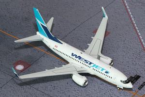 Gemini Jets G2WJA233 WestJet B737-700 C-GWJT 1:200