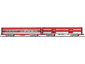 "Lionel O 6-25757 Neil Young Signature Line ""Texas Special"" Diner & Baggage Add-on 2-pack"