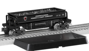 Lionel O 6-37041 Pennsylvania Power & Light Coal Dump Car #37041