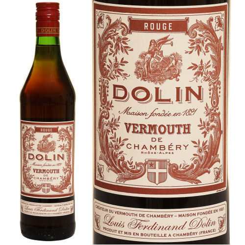 Dolin Vermouth de Chambery Rouge