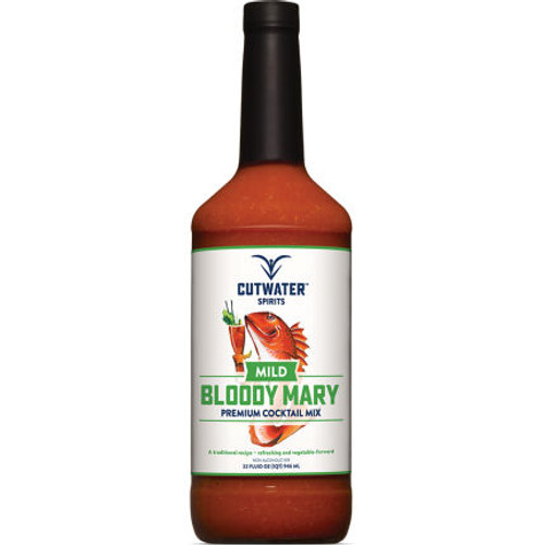 Cutwater Spirits Mild Bloody Mary Mix 32oz