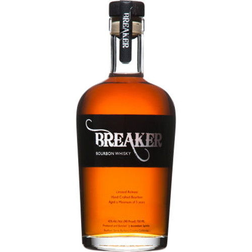 Breaker Handcrafted Bourbon Whisky 750ml