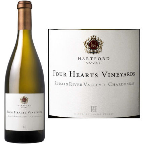 Hartford Court Four Hearts Vineyards Russian River Chardonnay