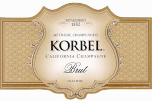 Korbel California Brut NV 1.5L