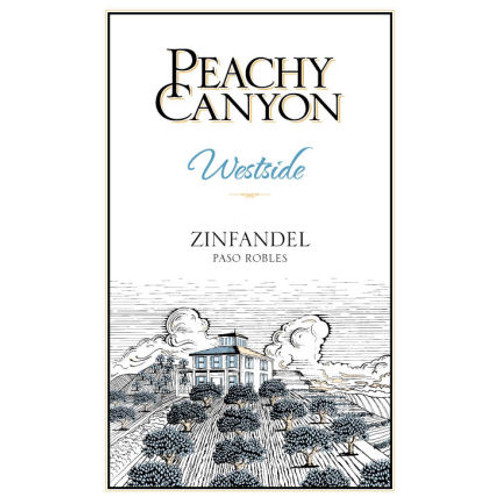 Peachy Canyon Paso Robles Westside Zinfandel