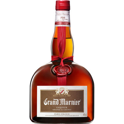 Grand Marnier Cordon Rouge Orange Liqueur 375mL