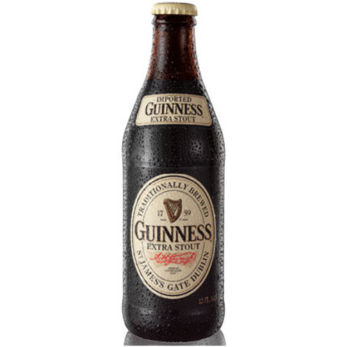 Guinness Extra Stout (Ireland) 1 Pint