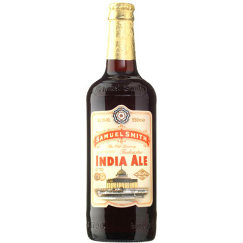 Samuel Smith India Ale (England) 550ML