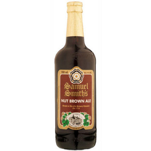 Samuel Smith Nut Brown Ale (England) 550ML