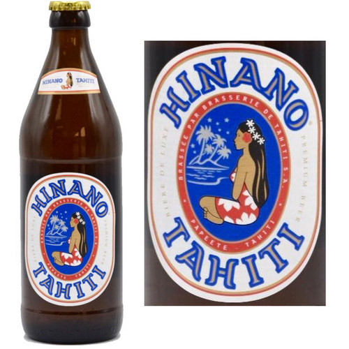 Hinano Tahiti 500ml