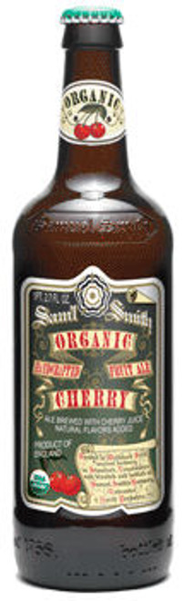 Samuel Smith Organic Cherry Fruit Ale 550ml