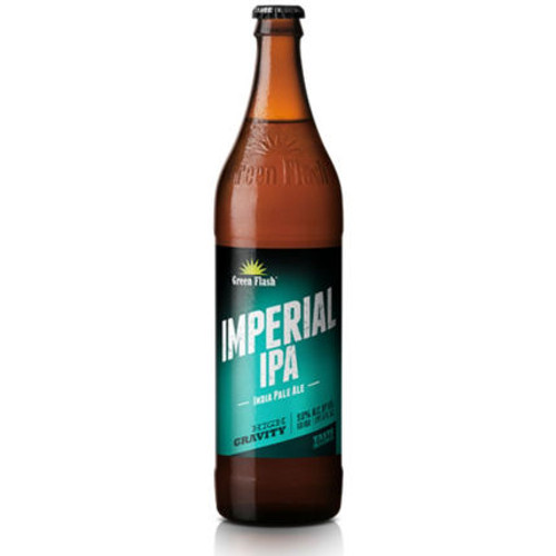 Green Flash Brewing Imperial IPA 22oz