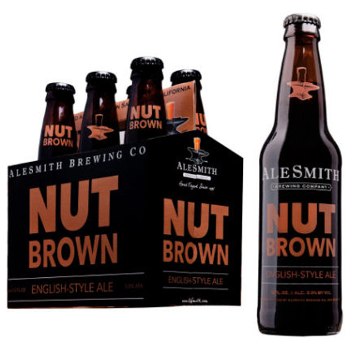 AleSmith Nut Brown English Style Ale 12oz 6 Pack