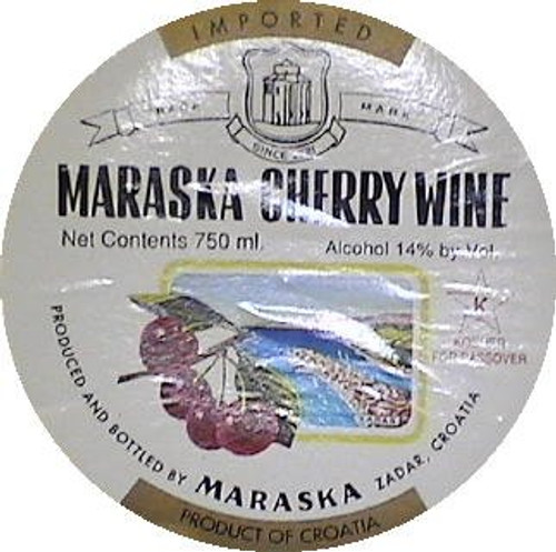 Maraska Cherry Wine (Croatia)