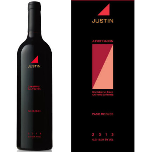 Justin Justification Paso Robles Red Blend