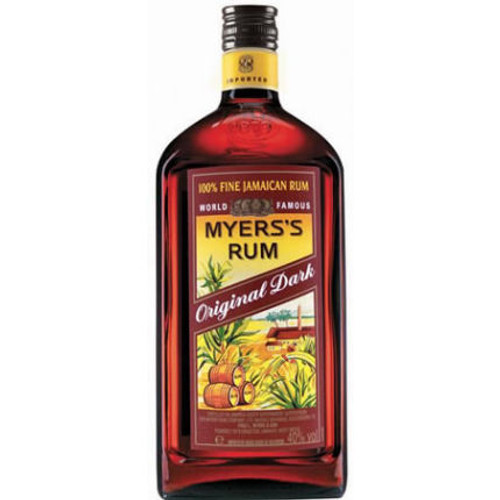Myers's Dark Rum Jamaica 750ml Rated 89
