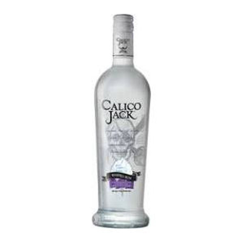 Calico Jack Whipped Cream Flavored Rum 750ml