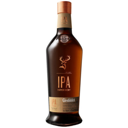 Glenfiddich Experimental Series #01 India Pale Ale Experiment Speyside Single Malt Scotch 750ml