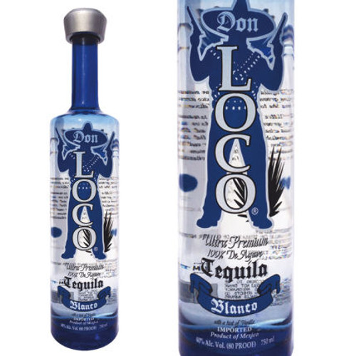 Don Loco Tequila Blanco 750ml
