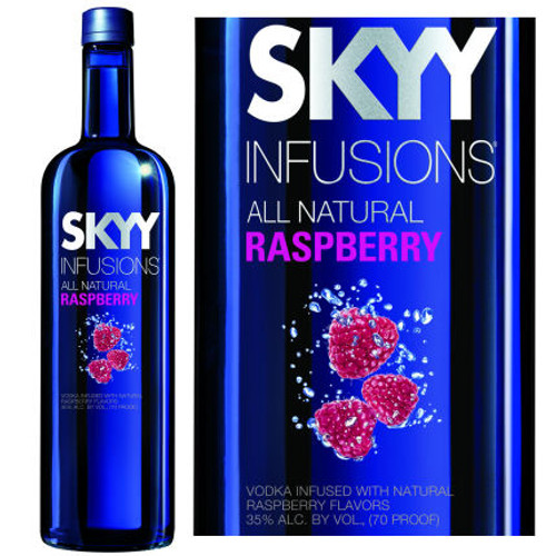 Skyy Raspberry Infusions Vodka 750ml