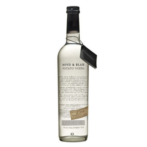 Boyd and Blair Potato Vodka 750ml
