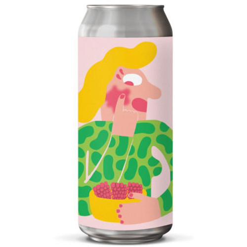 Mikkeller Raspberry Blush 16oz 4 Pack Cans