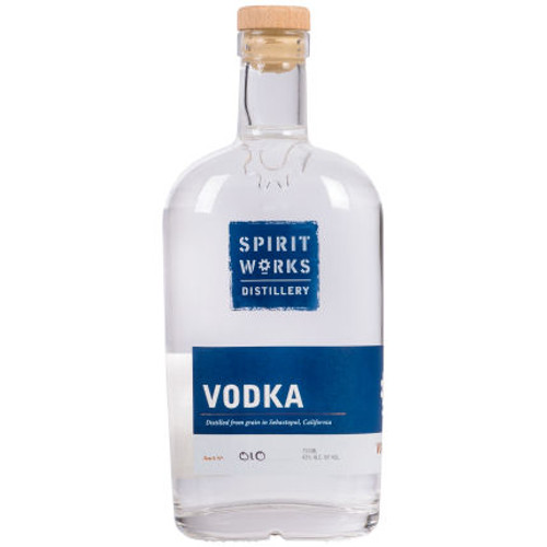 Spirit Works Distillery California Wheat Vodka 750ml855886001302