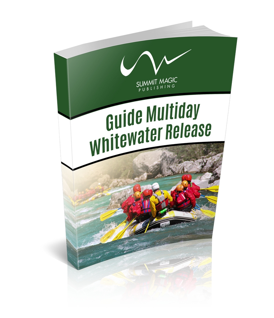 Guided Whitewater Rafting - Mulit Day Trips Release