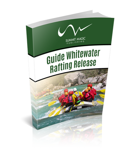 Guided Whitewater Rafting Release Class III and Above