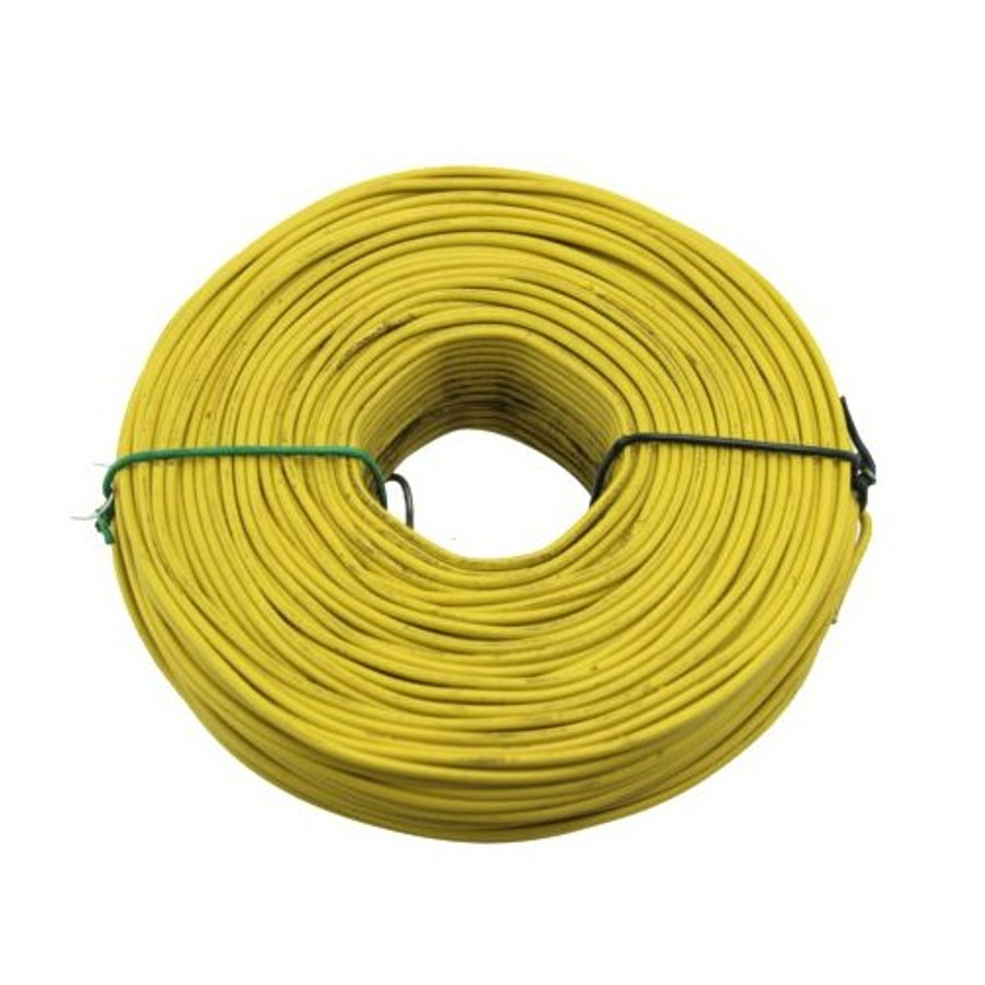 3 lb. Coil 16-Gauge Coated Rebar Tie Wire (Color of Coating May ...